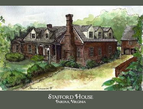 Illustration of Stafford House